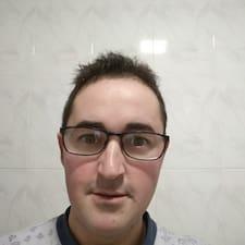 Nutzerprofil von José María