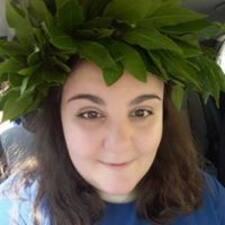 Profil utilisateur de Daniela