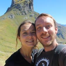 Profil utilisateur de Piotr & Claire