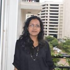 Surya - Uživatelský profil