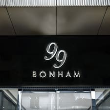 99 Bonham Brugerprofil