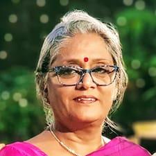 Profil utilisateur de Geetha