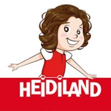 โพรไฟล์ผู้ใช้ Heidiland
