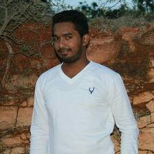 Profil Pengguna Roopesh