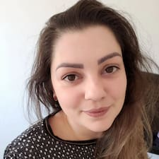 Luiza felhasználói profilja