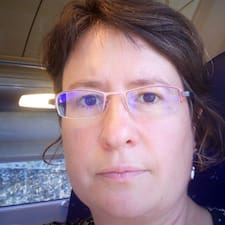 Henkilön Marie-Aude käyttäjäprofiili