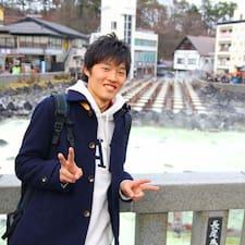 Iori felhasználói profilja