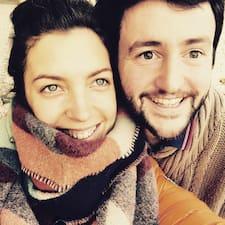 Antoine & Fanny felhasználói profilja