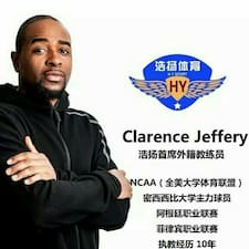 Clarenceさんのプロフィール