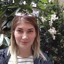 Kseniia User Profile