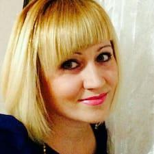 โพรไฟล์ผู้ใช้ Людмила