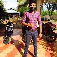 Sailinthiran felhasználói profilja