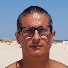 Användarprofil för José