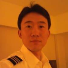 Profil utilisateur de Gwangsik