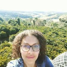 Profil utilisateur de Lidiane Rodrigues Candido