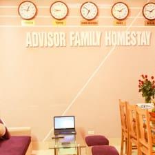 Advisor Family User Profile