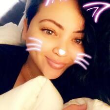 Cheyenne felhasználói profilja