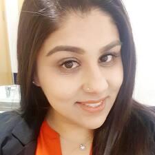 Profil utilisateur de Minal