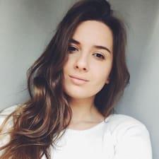 Ksenia的用戶個人資料