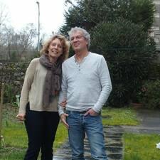 Profil utilisateur de Géraldine & Patrice