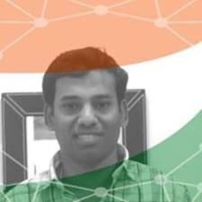 Ramaswamy felhasználói profilja