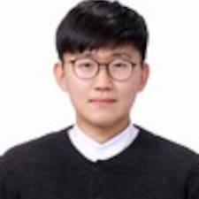 Junho的用戶個人資料