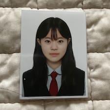 Perfil do utilizador de 서은
