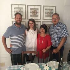 Профиль пользователя Willem, Joanine, Johan & Elsa