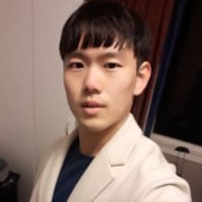 Cheolwooさんのプロフィール