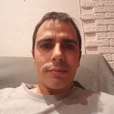 Perfil do utilizador de Francisco
