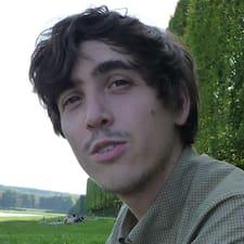 Profilo utente di Julien Chalais