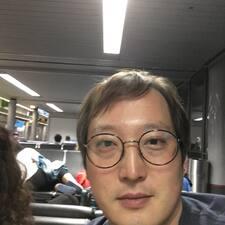 Junghwan User Profile