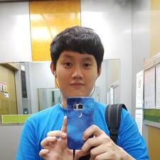 Användarprofil för Joo Won