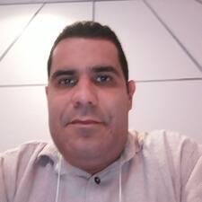 Cristiano felhasználói profilja