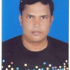Bimalendu felhasználói profilja