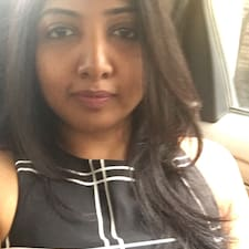 Profil utilisateur de Bharathi