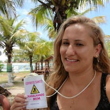 Vera Lucia felhasználói profilja
