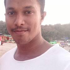 Nutzerprofil von Arun