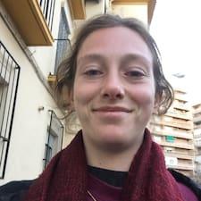 Marenthe felhasználói profilja