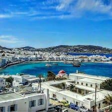 โพรไฟล์ผู้ใช้ Stelios View Mykonos Town
