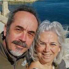 Elisabetta E Stefano felhasználói profilja