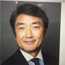 Profil utilisateur de Hidehiko