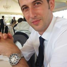 Marin felhasználói profilja