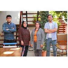 Gebruikersprofiel Hasan-Ömer-Yeşim-Mehmet