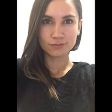 Profil utilisateur de Alma Delia