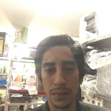 Användarprofil för Raul