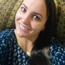 Francielli felhasználói profilja