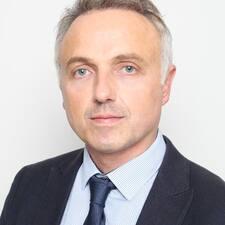Профіль користувача Frédéric