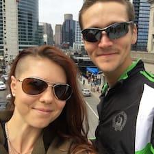 Jason And Mel felhasználói profilja