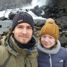 Charlène & Thomas - Uživatelský profil